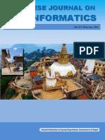 Nepalese Journal on Geo-informatics Number 14