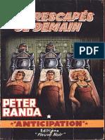 Peter Randa - Les Rescapes de Demain