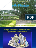 Wk. 10. BS321 Budget Presentation