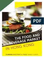 F&B Matket in HK