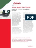 A Vaya Agent for Chrome