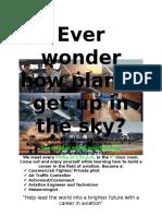 Aviation Flyer