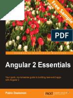Angular 2 Essentials - Sample Chapter