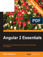 Angular 2 Essentials - Sample Chapter