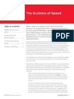 The Business of Speed