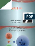 Wais III – Wisc IV