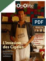 Cosmopolite magazine