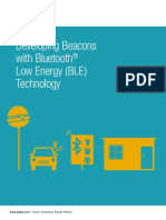 Developing Beacons with Bluetooth® Low Energy (BLE) Technology