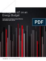 Manage the IoT on an Energy Budget.Learn how to maximize energy efficiency with EFM32 Gecko MCUs