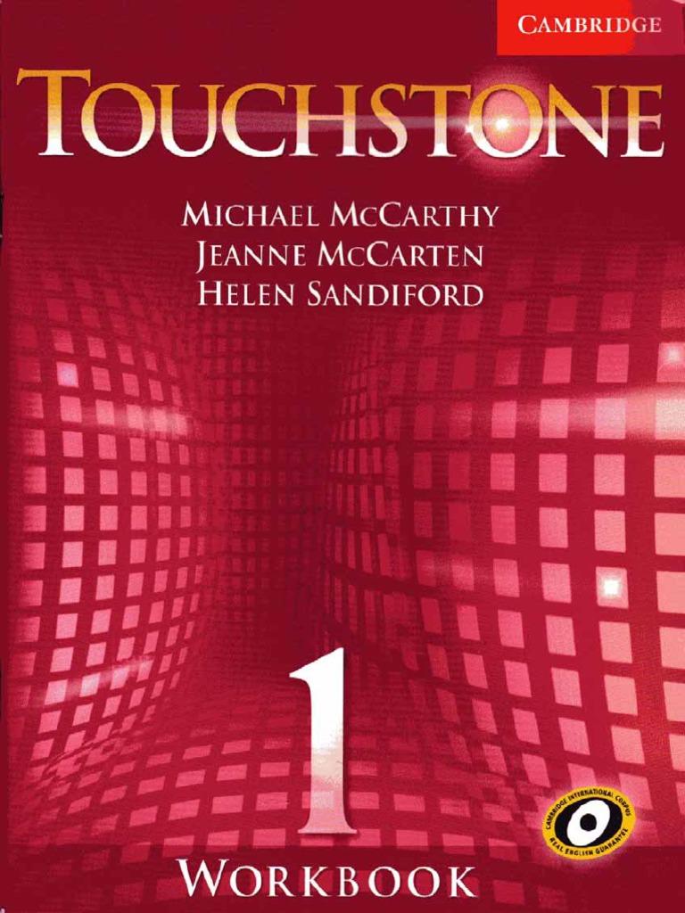 حل كتاب touchstone 2 workbook