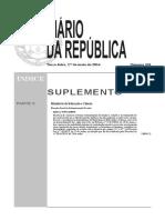 Aviso n.º 6472-A_2014. D.R. n.º 101, Suplemento, Série II de 2014-05-27