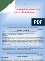 Clase 06 - Inicio Plazo Ejec-Calend-Adelantos