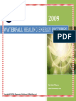 Waterfall Healing Energy Pictures Manual