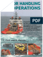 Anchor Handling Tug Operations