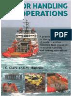 Anchor Handling Tug Operations