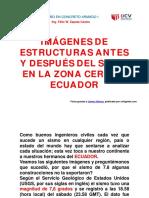 Sismo de Ecuador en Imagenes