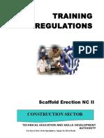 MELJUN CORTES Tr Scaffold Erection Nc II