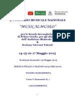 Bando MusicalMuseo 2015