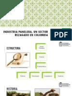 Industria Panelera, Un Sector Rezagado en Colombia