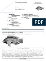 FAO Fisheries & Aquaculture - Cultured Aquatic Species Fact Sheets - Oreochromis Niloticus (Linnaeus, 1758 )