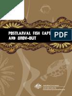 ACIAR - Postlarval Lobster Capture and Grow