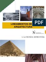 4.-Lineamientos de La Arq