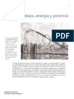 Trabajo Energia y Potencia