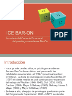 2  ICE BAR-ON