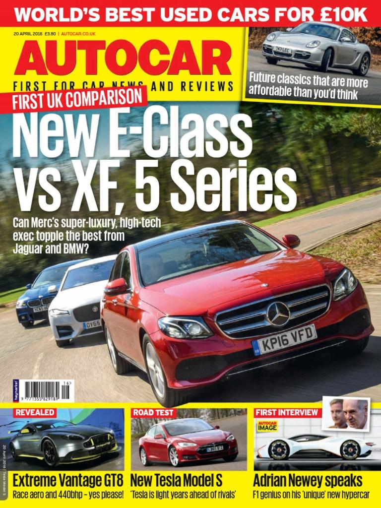 Autocar   April 20, 2016 | Volkswagen | Vehicles