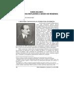 Hans Kelsen Brevissimas Reflexões Camolinaro