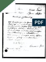 1945 Petition Klerus - Briefe für die Freiheit Südtirols