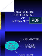 Drugs Used in Angina