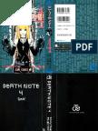 Death Note comic 4