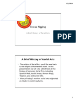 Circus Rigging - History of Aerial Arts