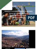 Plan Urbano Medellin