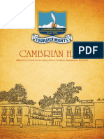 Cambrian Hall Prospectus