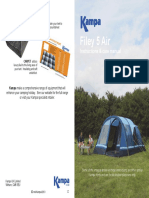 K&a Filey 5 Air Tent  sc 1 st  Scribd & Coleman Evanston 6 Screened Tent | Tent | Camping