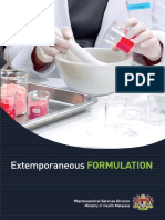 Extemporaneous Formulation 2015