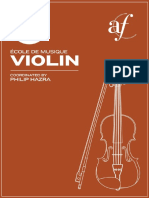 Violin Course in Dhaka