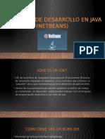 El Entono de Desarrollo en Java