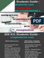 ESE 631 Slingshot Academy/snaptutorial
