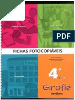 Fichas Fotocopiaveis 4º Ano