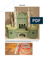 3D Big Castle Building Instruction