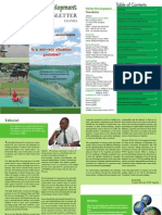 WWF UCO - Newsletter First Edition, 2009