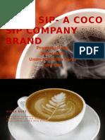 Coco Sip- A Coco Sip Brand