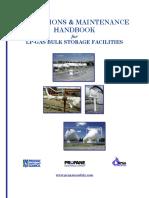 Operations & Maintenance Handbook_LPG Storage Facilities(Propane Research Council)
