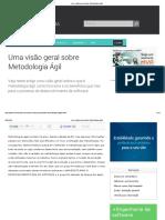 Uma visão geral sobre Metodologia Ágil.pdf