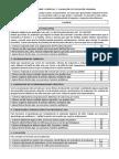 Documento 1. Cuestionario Para Directores Sobre Currículum y Evaluación en E. Primaria