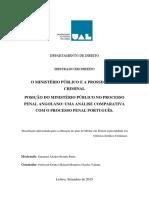 Dissertação de Mestrado Emanuel Alcides Romão Pinto