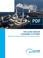 Onload Boiler Cleaning System